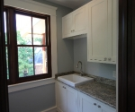 View of the Laundry room