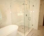 Frameless Master Shower